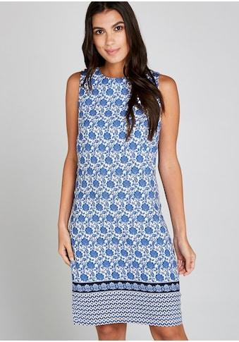 Apricot Druckkleid »Filigree Wallpaper Border Dress«, im Druckmix kaufen