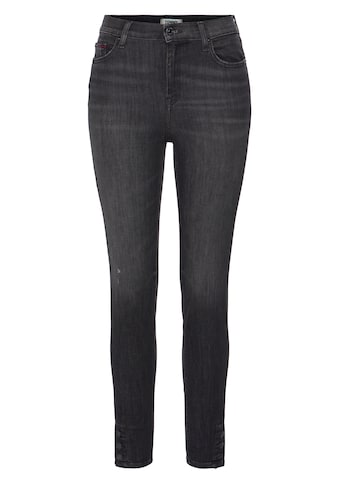 TOMMY JEANS Skinny - fit - Jeans »NORA MR SKNY ANKLE BTN ASTBKD« kaufen