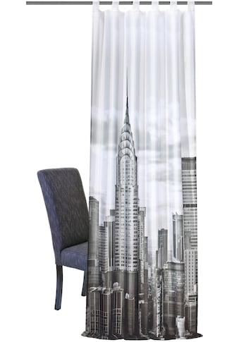 Vorhang, »Ragusa«, HOME WOHNIDEEN, Schlaufen 1 Stück kaufen
