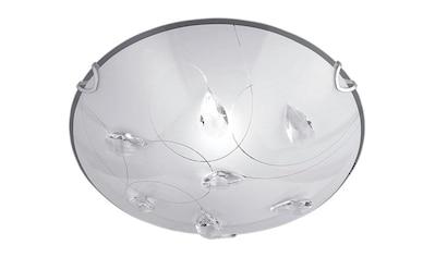 TRIO Leuchten Deckenleuchte »Carbonado«, E27, Deckenlampe, Leuchtmittel tauschbar kaufen