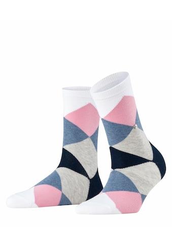Burlington Socken »Bonnie«, (1 Paar), aus weicher gekämmter Baumwolle kaufen