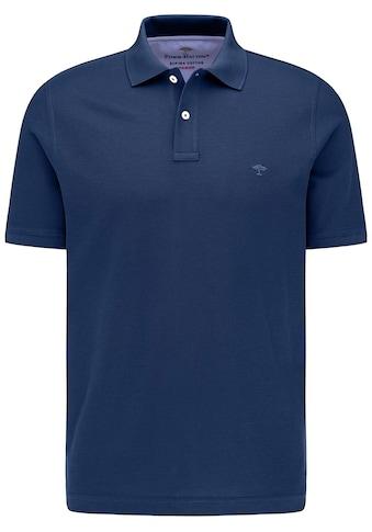 FYNCH-HATTON Poloshirt, mit kleinem Markenlogo kaufen