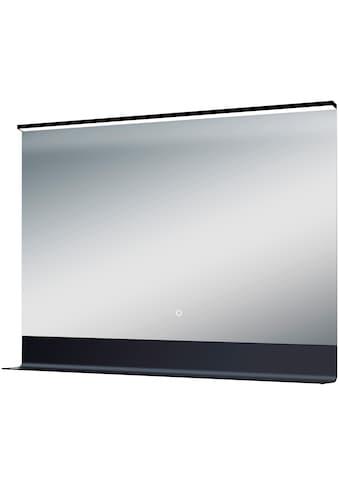 TALOS Komplett - Set: Badspiegel »BLACK HOME«, mit LED Beleuchtung kaufen
