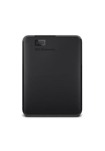 WD Elements ext portable 4TB Festplatte kaufen