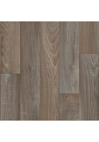 Andiamo Vinylboden »Tas«, Breite 200 cm, Meterware, Stab-Optik-silber kaufen