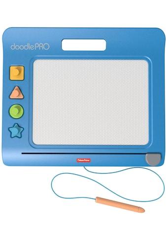 Fisher-Price® Zaubertafel »Doodle Pro Stempelspaß, blau« kaufen