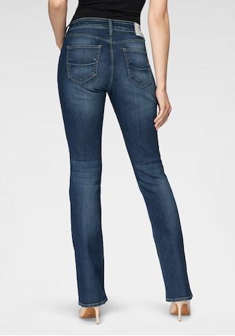 Herrlicher Bootcut-Jeans »SUPER G BOOT ORGANIC«, umweltfreundlich dank Kitotex Technology kaufen