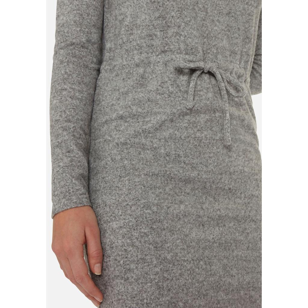 Mavi Strickkleid »KNIT DRESS«, mit Bindeband in der Taille für den perfekten Sitz