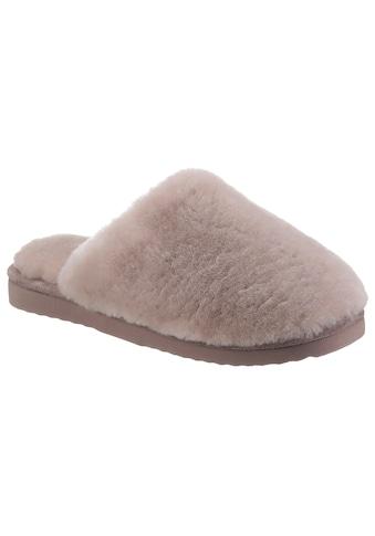 WARMBAT Pantoffel »MUNGO« kaufen