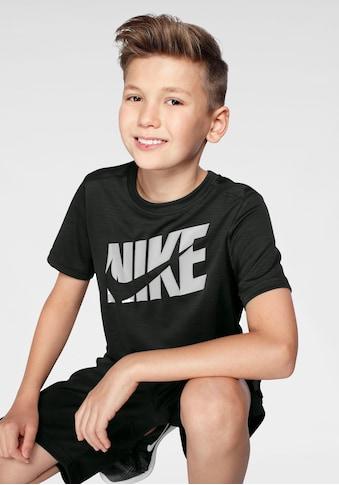 Nike Trainingsshirt »BOYS SHORT SLEEVE TRAINING TOP« kaufen