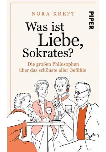 Buch »Was ist Liebe, Sokrates? / Nora Kreft« kaufen