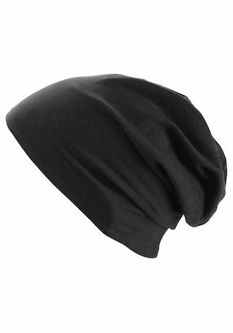 MSTRDS Beanie, Oversize Mütze zum Wenden kaufen
