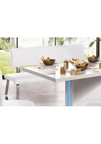 MCA furniture Polsterbank »Arco«, belastbar bis 280 Kg, Echtleder, in verschiedenen... kaufen