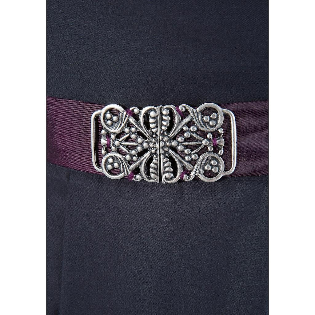 Love Nature Trachtenkleid, (2 tlg.), mit elastischem Taillengürtel - Made in Austria