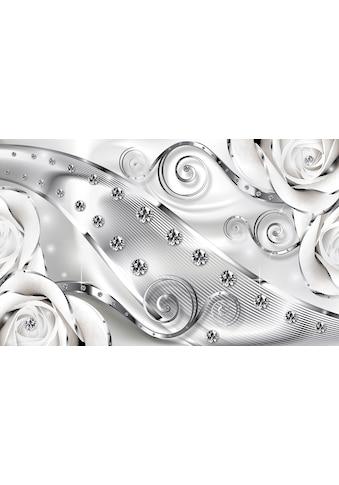 CONSALNET Fototapete »Luxuriöse Diamanten«, Papier, in verschiedenen Größen kaufen