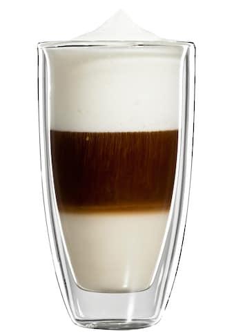 """Bloomix Latte - Macchiato - Glas """"Roma Grande"""" (4 - tlg.) kaufen"""