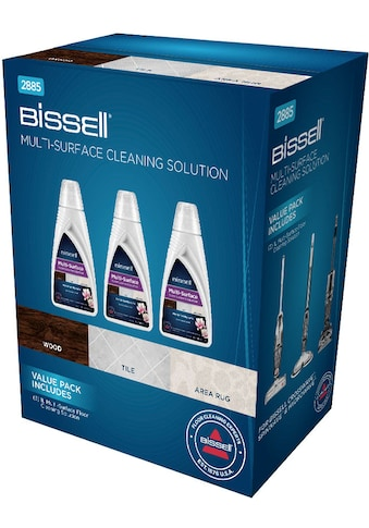 Bissell Fussbodenreiniger »Multi Surface 3er Set«, (Set, 3 St.) kaufen