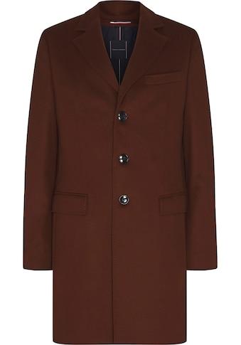 Tommy Hilfiger TAILORED Wollmantel »WOOL BLEND COAT« kaufen