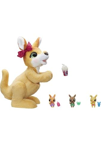 Hasbro Kuscheltier »furReal Mama Josie, das Känguru« kaufen
