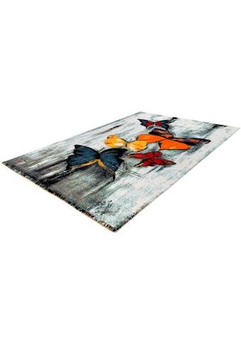 LALEE Teppich »Espo 310«, rechteckig, 15 mm Höhe, Wohnzimmer kaufen