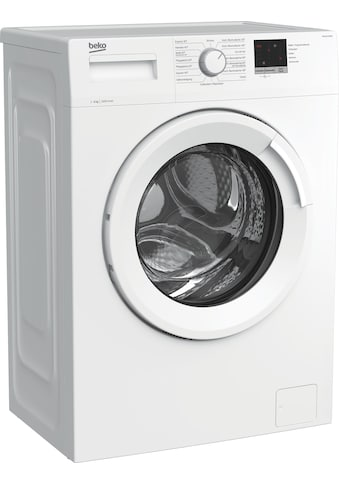 BEKO Waschmaschine »WML61023N1«, WML61023NR1, 6 kg, 1000 U/min kaufen