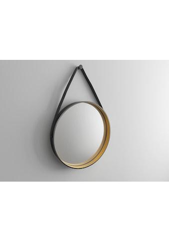 TALOS Badspiegel »Golden Style«, Ø 55 cm, runder Spiegel ohne Beleuchtung kaufen