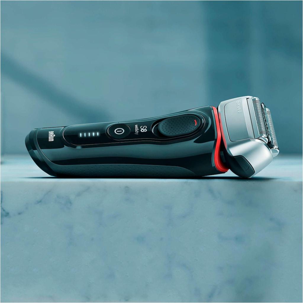 Braun Elektrorasierer »Series 8 8340s«