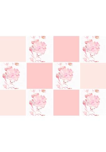 Fliesenaufkleber »Blumen« kaufen