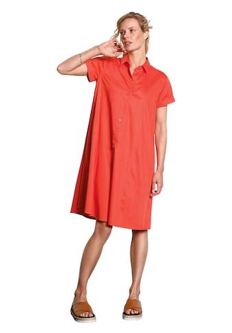DAY.LIKE A-Linien-Kleid »Kleid in weiter A-Linie«, Knopf kaufen