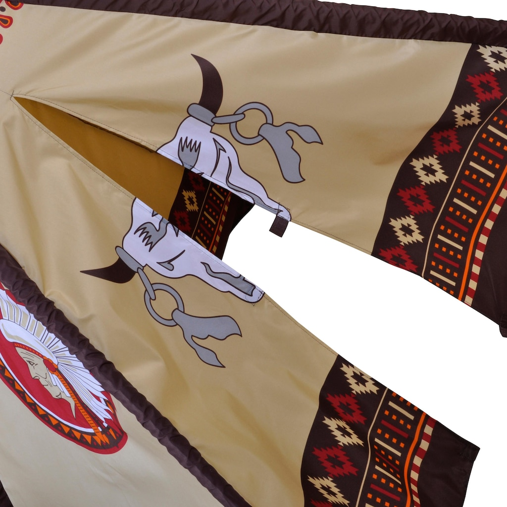 Knorrtoys® Spielzelt »Tipi«