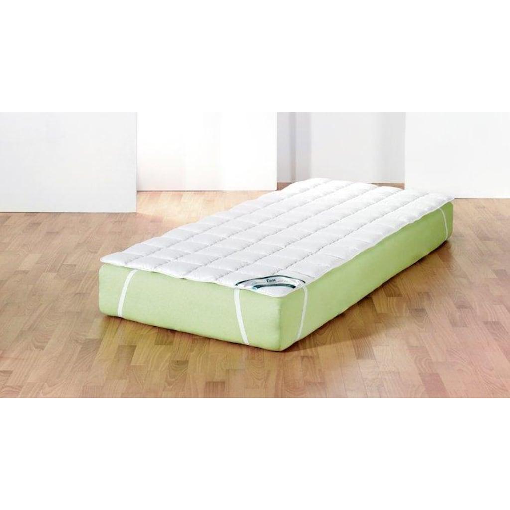 f.a.n. Schlafkomfort Topper »Matratzenauflage, F.A.N., »Wash Cotton««