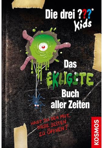 Buch »Die drei ??? Kids, Das ekligste Buch aller Zeiten / Ulf Blanck, Kim Schmidt« kaufen