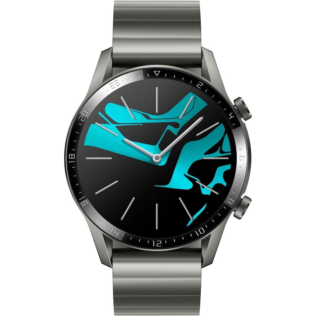 Huawei Smartwatch »Watch GT 2 Elite«, ( RTOS 24 Monate Herstellergarantie)
