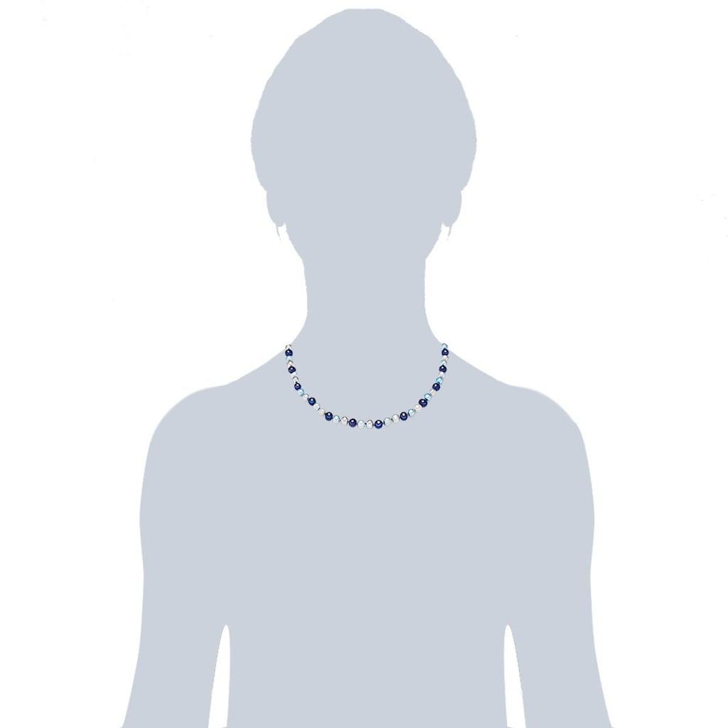 Valero Pearls Perlenkette »A1055«, (1 tlg.), aus Süßwasser-Zuchtperlen