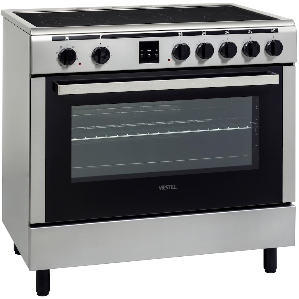 VESTEL Elektro-Standherd »VFSHC 90.60«