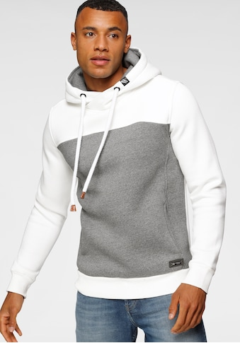 Cipo & Baxx Kapuzensweatshirt, Color Blocking kaufen