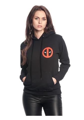Marvel Kapuzensweatshirt »Deadpool Chimichange Kapuzenpullover« kaufen