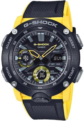 CASIO G-SHOCK Chronograph »GA-2000-1A9ER« kaufen