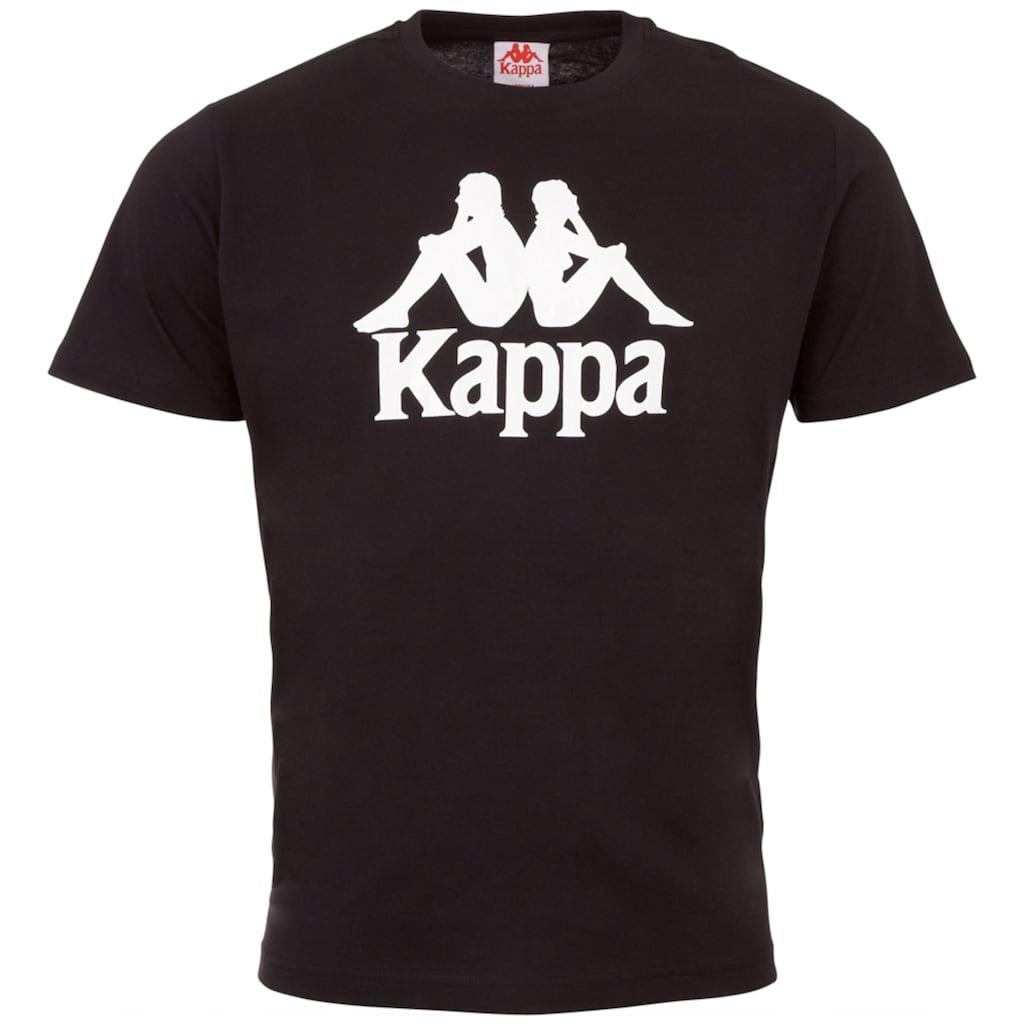 Kappa T-Shirt »AUTHENTIC CASPAR KIDS«, mit plakativem Logoprint<br />