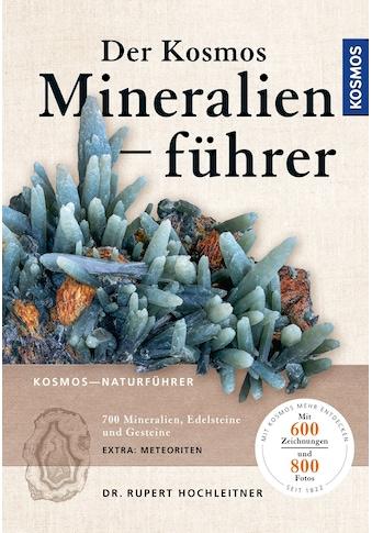 Buch »Der Kosmos Mineralienführer / Rupert Hochleitner« kaufen