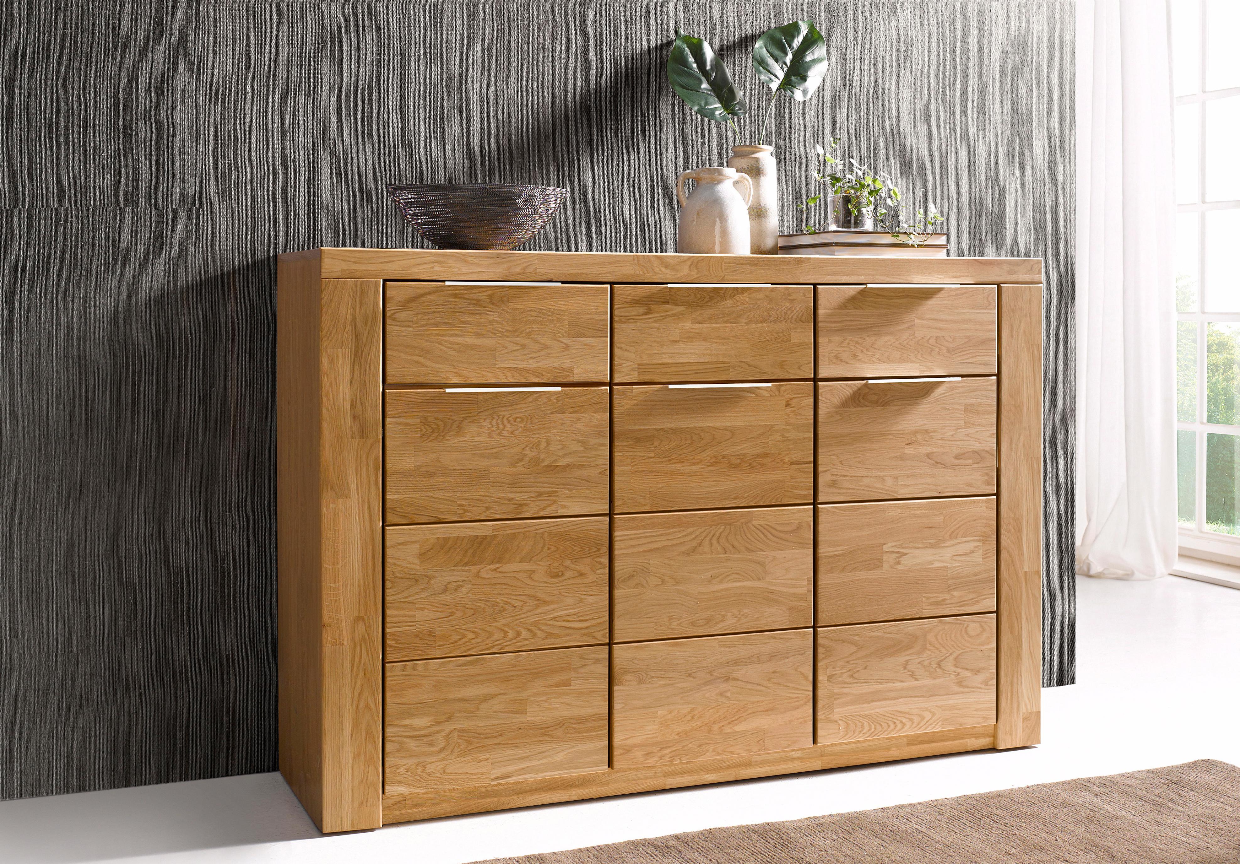 sideboard breite 140 cm bei otto. Black Bedroom Furniture Sets. Home Design Ideas