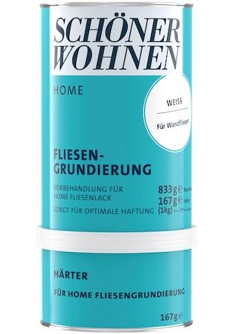 SCHÖNER WOHNEN-Kollektion Grundierfarbe »Home Fliesengrundierung«, weiß, 1 l kaufen