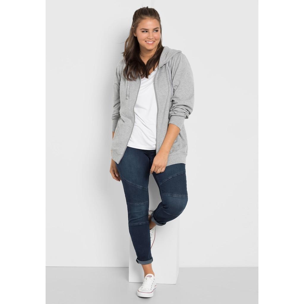 Sheego Stretch-Jeans, Power-Stretch-Qualität