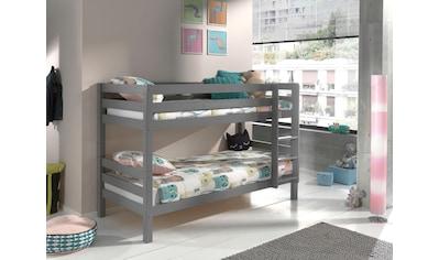 Vipack Etagenbett »Pino«, optional mit Bettschublade kaufen
