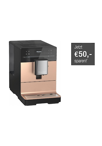 Stand - Kaffeevollautomat, Miele, »CM 5510 Silence  -  Roségold PearlFinish« kaufen