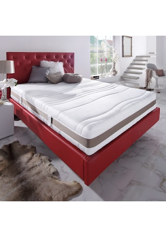 fan Schlafkomfort Exklusiv Komfortschaummatratze »Gold line Komfort S«, (1 St.), Mit 5... kaufen