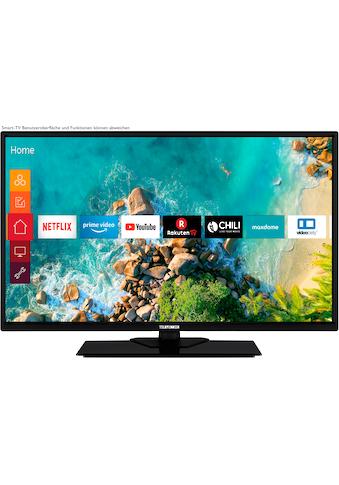 "Telefunken LED-Fernseher »D32F554M1CW«, 80 cm/32 "", Full HD, Smart-TV kaufen"