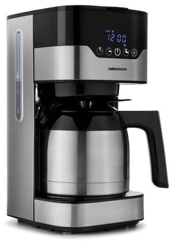 Medion® Filterkaffeemaschine »MD 18458«, Papierfilter, 1x4 kaufen