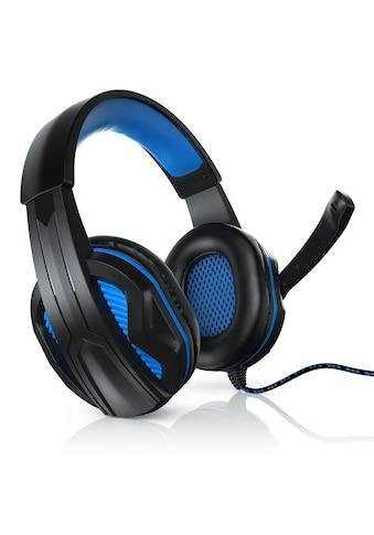 CSL GHS100 Premium USB Gaming Headset »inkl. Mikrofon & Kabelfernbedienung« kaufen