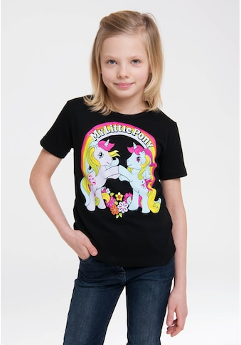 LOGOSHIRT Print-Shirt »My Little Pony«, im lizenzierten Originaldesign kaufen